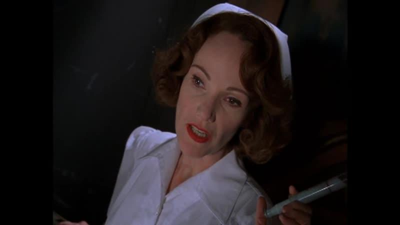 Призрак Ночной сиделки хочет сделать укол девочке Отрывок из сериала Боишься ли ты темноты