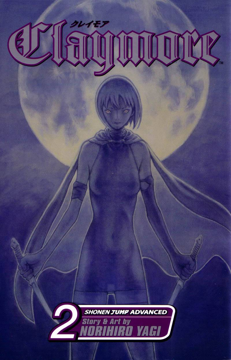 Claymore, Chapter 5, image #1
