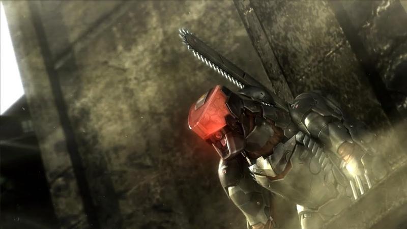 Metal Gear Rising Revengeance Blade Wolf Boss Fight [ Max Settings ] PC 1080p