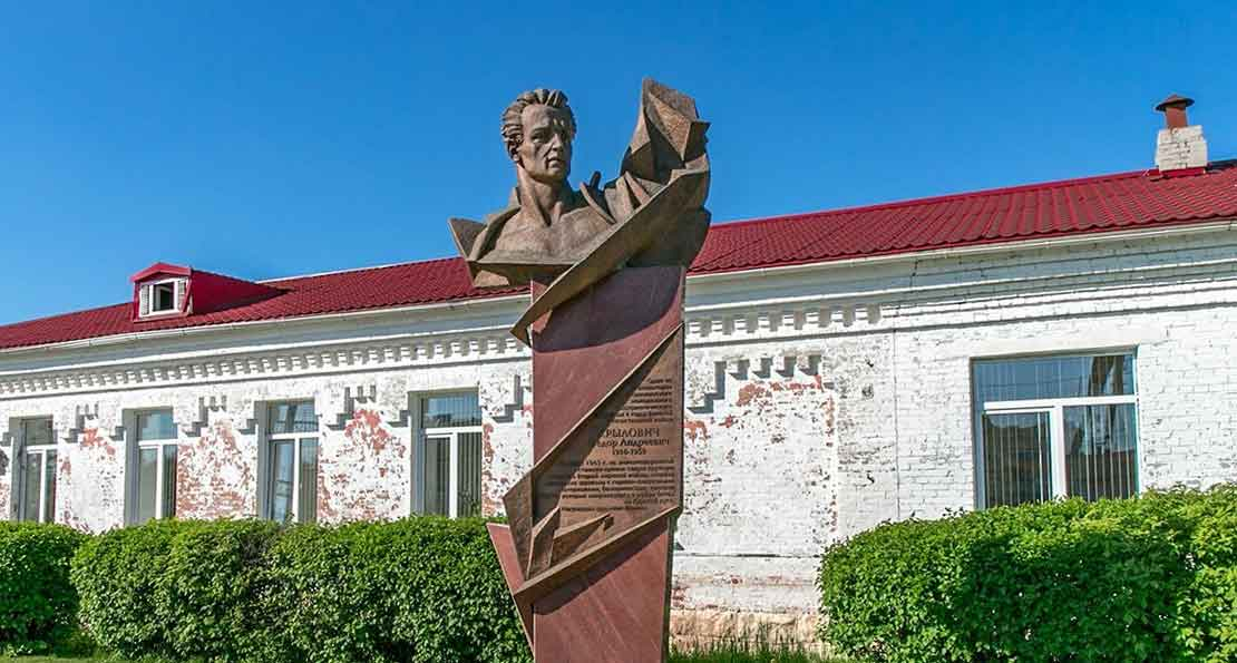 Памятник Крыловичу
