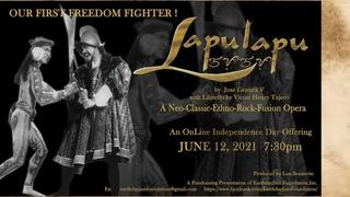 LAPU LAPU  A Neo Classic Ethno Rock Fusion Opera
