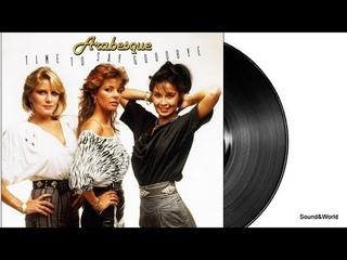 "Arabesque – Time To Say ""Good Bye"" (Vinyl, LP, Album) 1984."