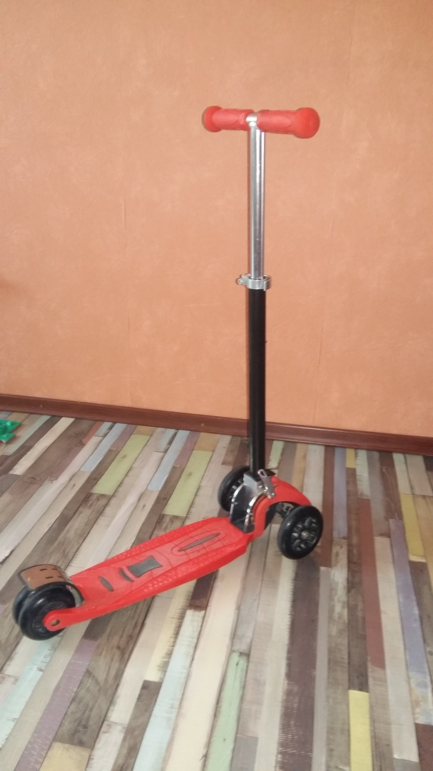 Продам детский самокат Trolo Maxi Plus - 1300 руб