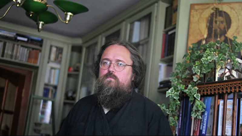 Андрей Кураев Смысл Веры в том чтобы перестать быть верой а перерасти разродиться в очевидность