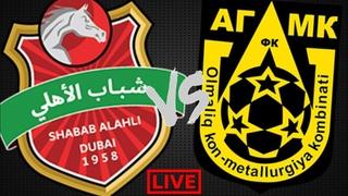Шабаб Аль-Ахли - АГМК прямая трансляция | Shabab Al-Ahli - AGMK LIVE
