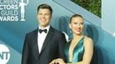 Scarlett Johansson and Colin Jost Are INSEPARABLE on the Red Carpet | SAG Awards 2020