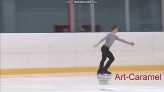 Федор Судаков КП МС Чемпионат Санкт-Петербурга 2018