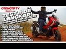 Test Ride Lengkap Honda ADV 150 Full Review Performa, Handling, Suspensi dan Fitur GridOto