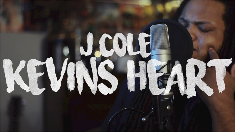 Kevin's Heart ~ J Cole Kid Travis Cover