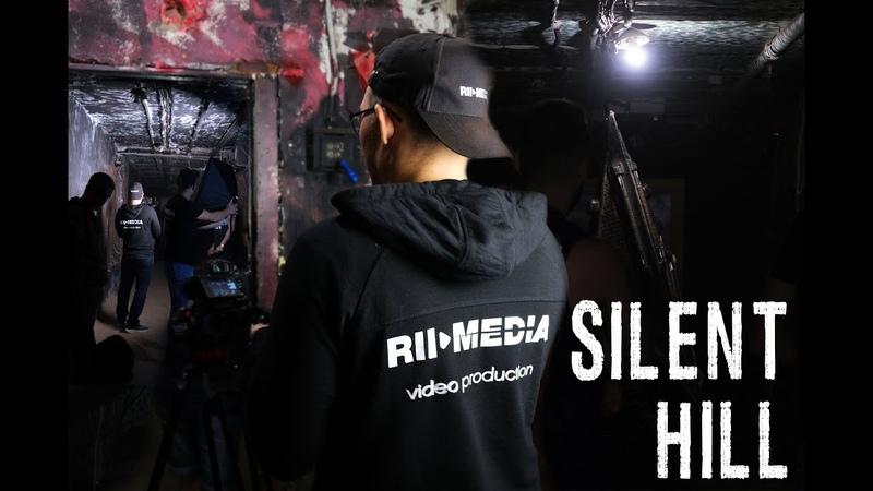 квест Сайлент Хилл реклама для квеструма Изоляция г Самара от RIL Media