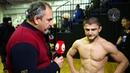 Азамат Тускаев на Чемпионате России по вольной борьбе 2020