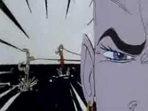 Tank Girl Animated Ending
