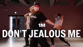 Tekno, Yemi Alade, Mr Eazi - Don't Jealous Me / Youn Choreography