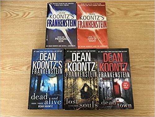 Dean Koontz - [Frankenstein 01-5] - Dean Koontz's Frankenstein bundle
