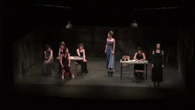 Народный театр города Приштины (Грачаница, Сербия) представляет спектакль «ЖЕНЩИНЫ ИЗ ТРОИ»