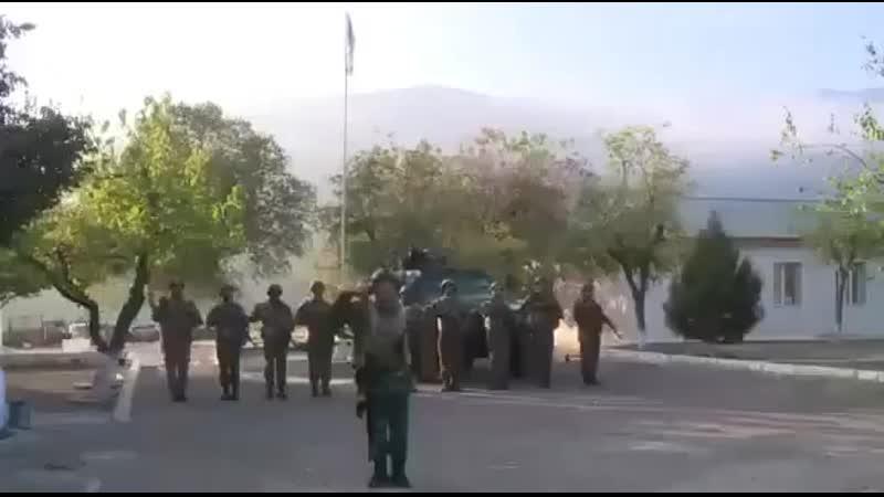ПРИГРАНИЧНЫЕ территории с Ираном освобождены