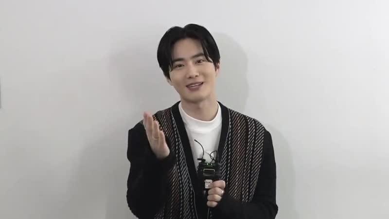 SUHO The 1st mini album Self Portrait全曲配信スタート SUHOから日本のファンの皆さんへメッセージが届きました 音源はこち