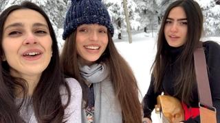 Trio Mandili - Iebi (The violets)