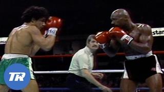 Marvin Hagler vs. Mustafa Hamsho | FREE FIGHT