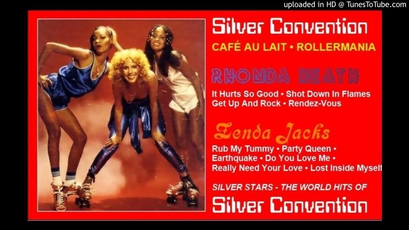 The Rest Of Silver Convention Rhonda Heath Zenda Jacks