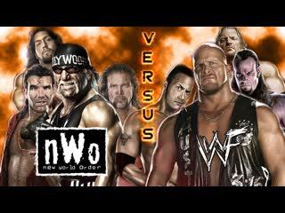 WCW Nitro/WWF RAW 1997