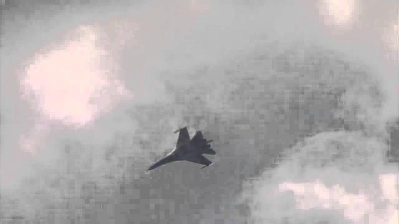 Высший пилотаж Су 35 город Жуковский
