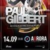 Paul Gilbert // 14.09.19 // Санкт-Петербург