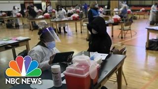 NBC Nightly News Broadcast (Full) - January 23rd, 2021   NBC Nightly News