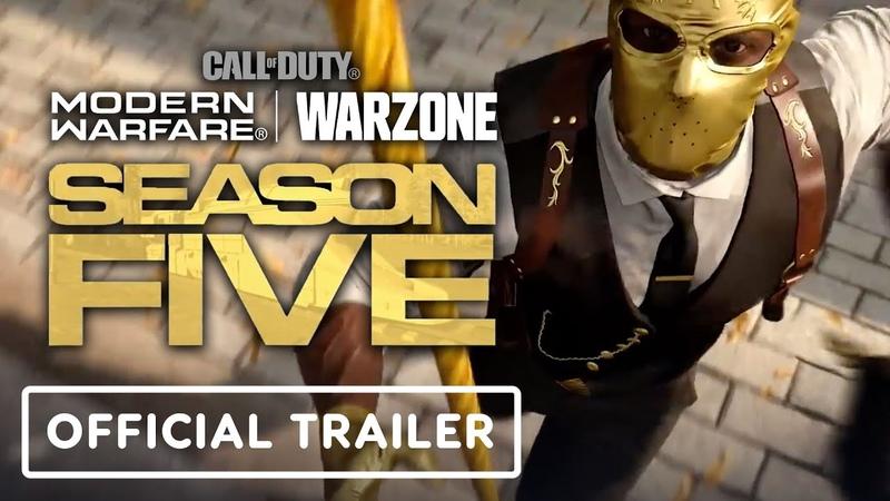 Call of Duty Modern Warfare Warzone - Official Season 5 Trailer