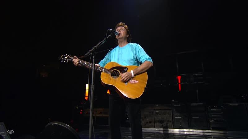 Paul McCartney Yesterday Live 2005 HD 1080