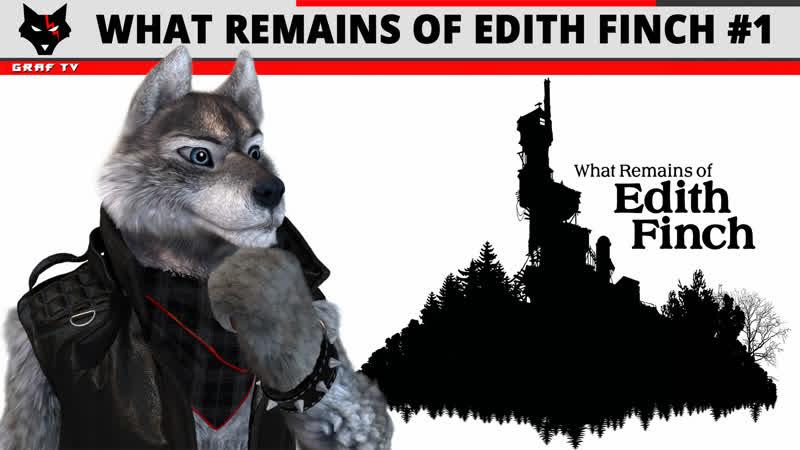 What Remains of Edith Finch - Прохождение 1